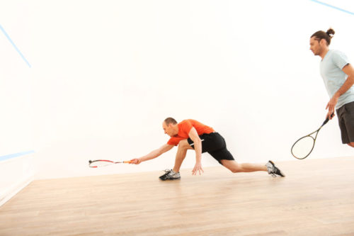 Willoughby Squash Player