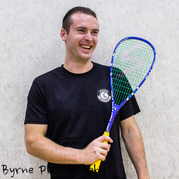 Sydney Squash Academy signs Touring Pro Darcy Evans
