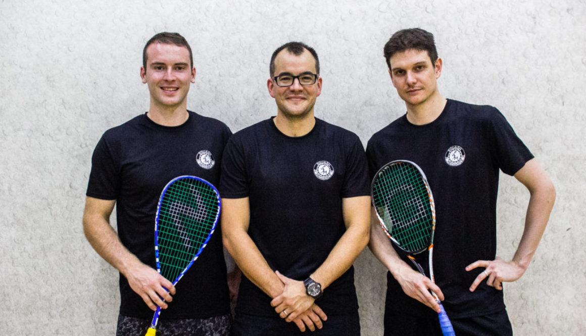 Peter Aitken, Matt K, Darcy Evans